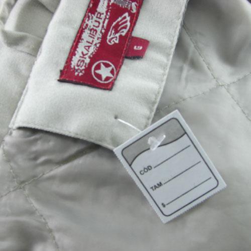 Etiqueta Tag de papel