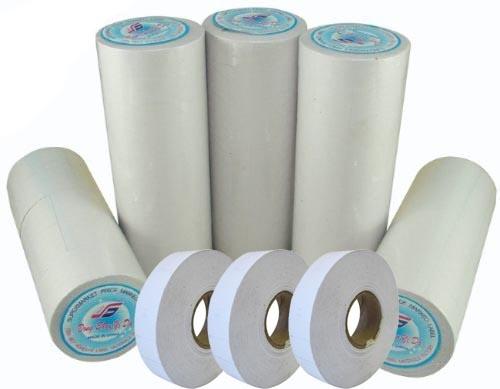Kit com 1 Etiquetadora de 2 Linhas + 1 Caixa com 50.000 etiquetas