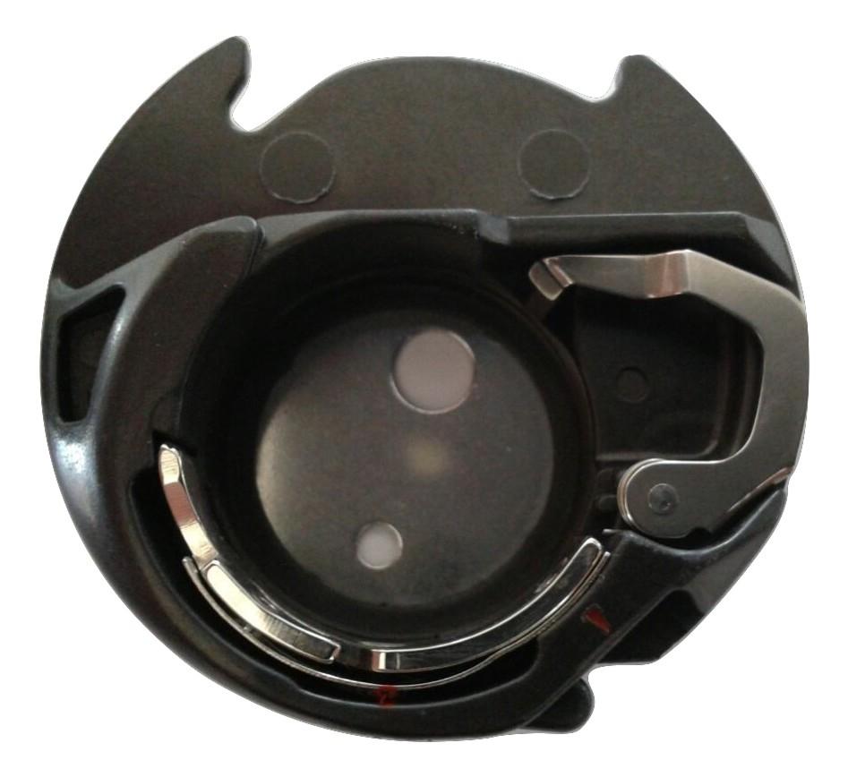 Caixa de Bobina para JANOME MC 350E - ELNA 8300 ou BERNIDA DECO 340