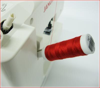Máquina de Costura JANOME 525 Sew Mini - 2 tipos de pontos