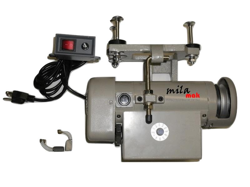 Motor Eletrônico para máquina de costura industrial - Economia de até 70% de energia!