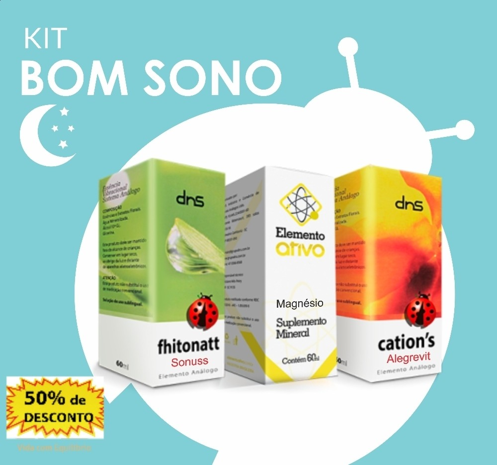 Kit Bom Sono  - MagnePhoton