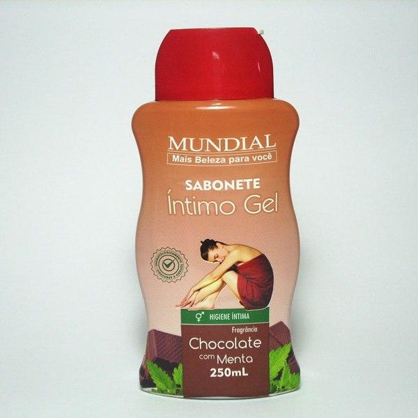 Sabonete Íntimo Gel - Chocolate com Menta  - MagnePhoton