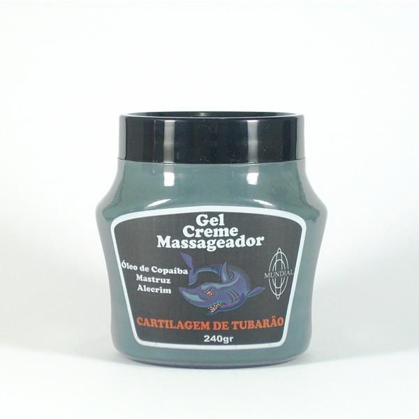 Gel Creme Massageador - Cartilagem de Tubarão  - MagnePhoton