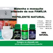 Kit Repelente Natural