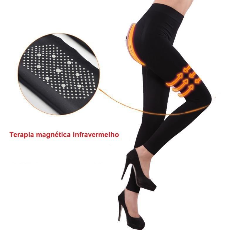 Calça Fuseau Anti - Celulite  - MagnePhoton