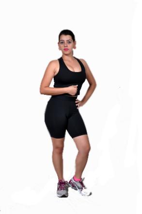 Bermuda Curta Anti - Celulite  - MagnePhoton