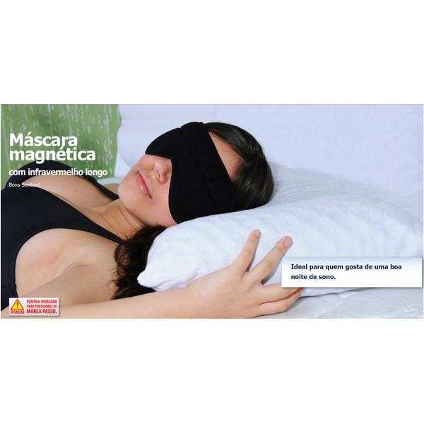 Máscara Magnética Com Infra-Vermelho Longo  - MagnePhoton