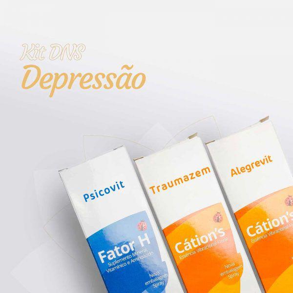Kit Depressão  - MagnePhoton