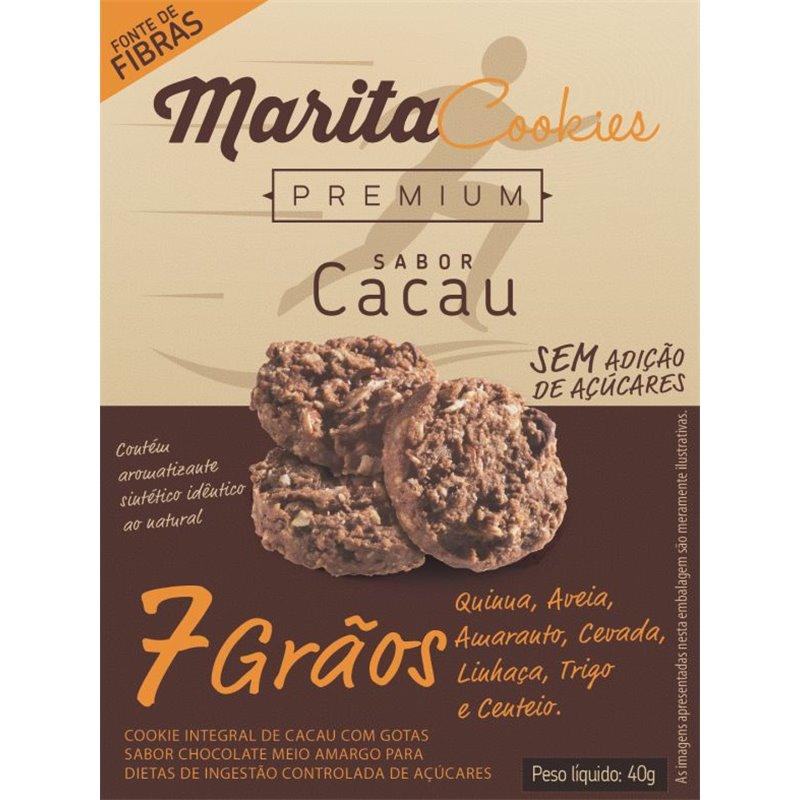 Marita Cookies Cacau com 7 grãos  - MagnePhoton
