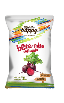 Marita Happy Beterraba  - MagnePhoton