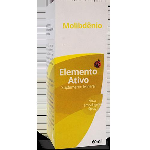 MOLIBDÊNIO  - MagnePhoton