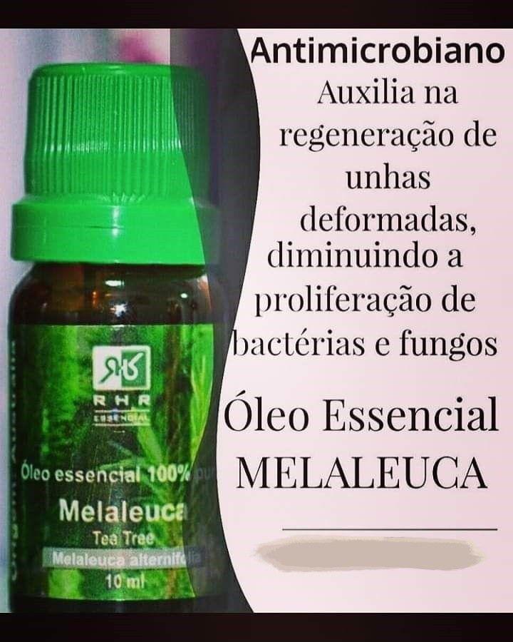 Óleo essencial de Melaleuca   - MagnePhoton