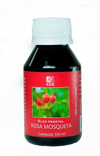 Oleo Vegetal de Rosa Mosqueta - 100ml  - MagnePhoton