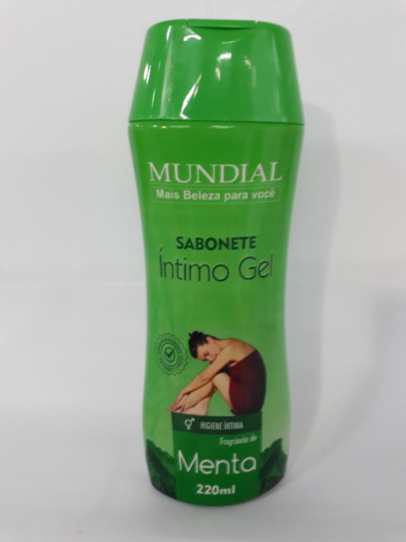 SABONETE ÍNTIMO MENTA - 220 ml  - MagnePhoton