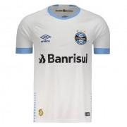 Camiseta Gremio 2018 Oficial II Branca Umbro Game nº10 3G160342-232