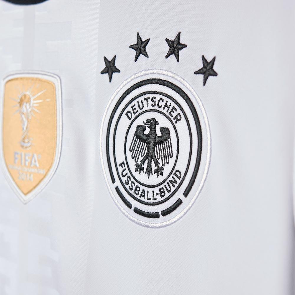 Camiseta Adidas Alemanha I DFB H JSY  - DOZZE SPORT