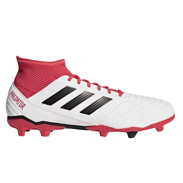 Chuteira Adidas Predator 18.3 FG Campo  - Dozze Shoes
