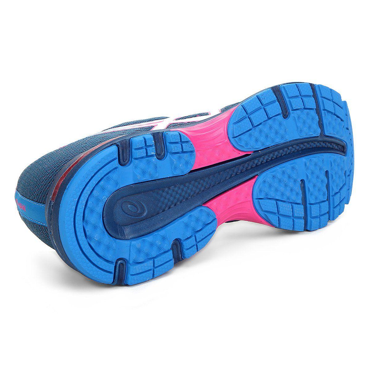 Tenis Asics Gel-Kihai W 1Z12A009-401 Azul  - Dozze Shoes