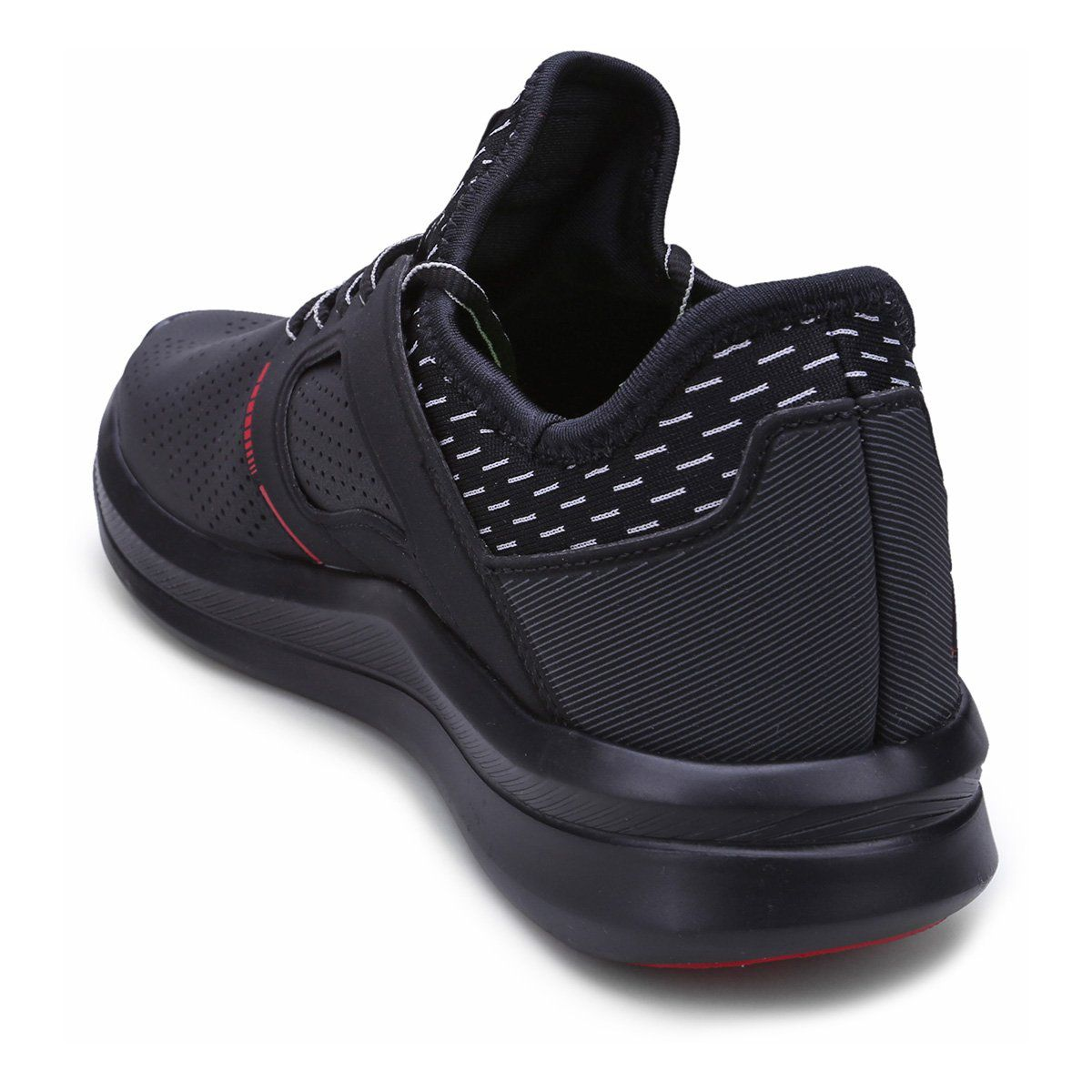 Tenis Fila Fit Tech 11J626X-964 Preto  - Dozze Shoes