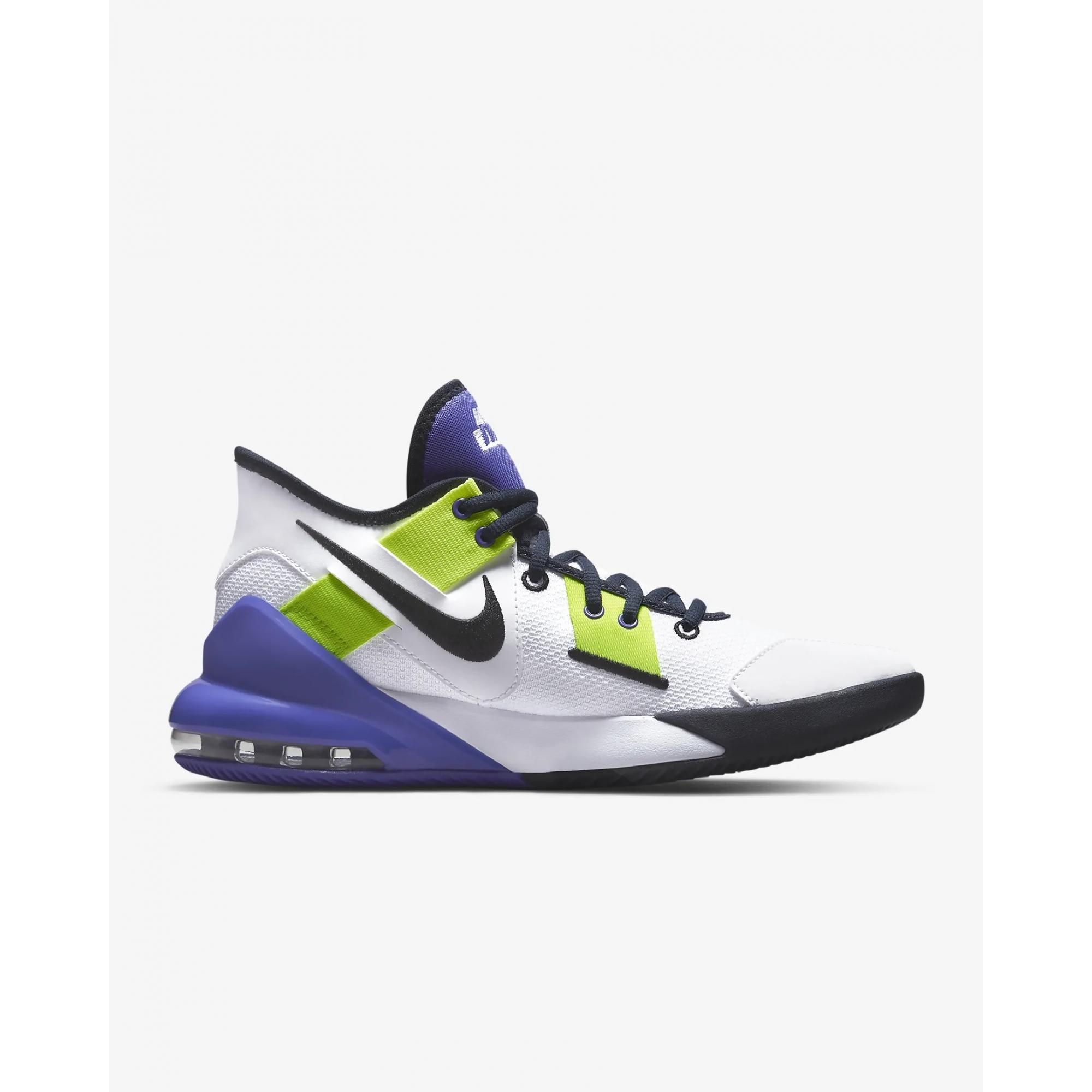 Tenis Nike Air Max Impact 2 Branco - CQ9382