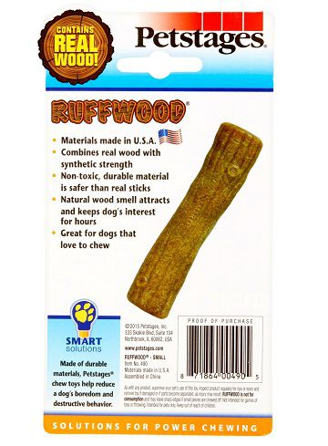 Ruffwood stick  - Do Dog