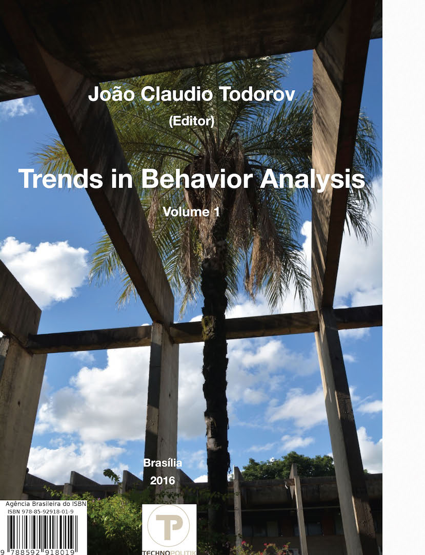 Trends in Behavior Analysis, Vol. 1  - Technopolitik