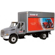 MINIATURA FIRSTGEAR CAMINHÃO INTERNATIONAL4400 CASEIH 103062