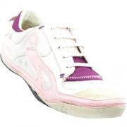 Tenis Feminino Cushe Boutique Sneak Leath ( UW00086 )