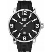 Relógio CATERPILLAR Bold Black Pulseira Borracha NJ14121132