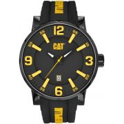 Relogio CATERPILLAR Bold Watch Preto e Amarelo ( NJ16121137 )