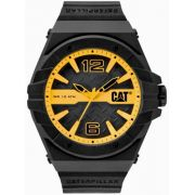 Relogio Caterpillar Spirit pulseira de silicone ( LC11121137 )