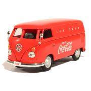 Volkswagen Kombi 1962 Cargo Coca-Cola ( M430004 )