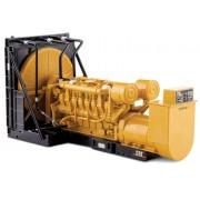 MINIATURA NORSCOT MOTOR GERADOR CATERPILLAR 3516B (55100)