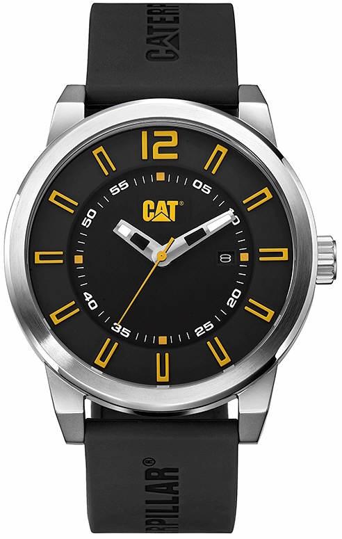 9688a7af7d7 Relógio CATERPILLAR pulseira de Silicone ( NK14121127 ...