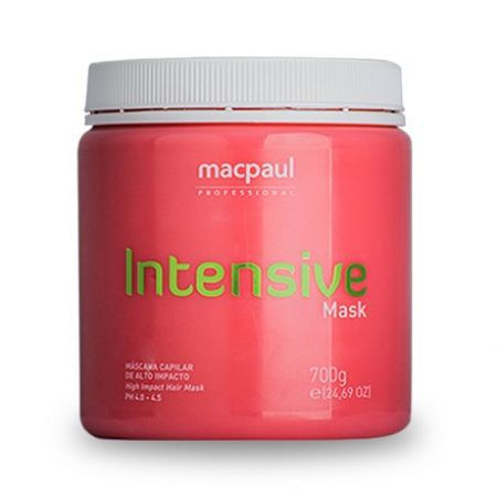 Mascara Intensive Mask 700 gr  - MARCIO BONETTO