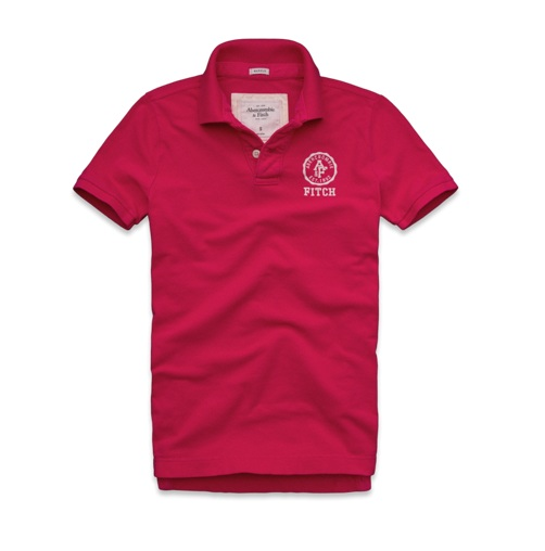 Camisa Polo Abercrombie AF2118  - ACKIMPORTS