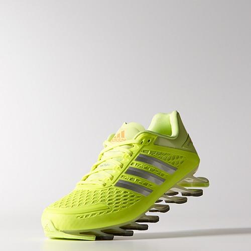 Adidas Springblade Razor - Verde e Cinza  - ACKIMPORTS