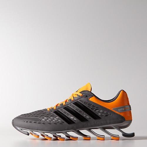 Adidas Springblade Razor - Cinza e Laranja  - ACKIMPORTS