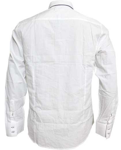 Camisa Social Dudalina  Branca - DD1  - ACKIMPORTS