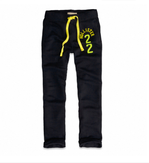calça de moletom hollister masculina  - ACKIMPORTS