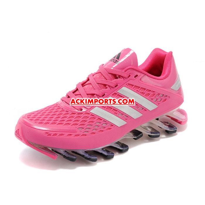 Adidas Springblade Razor Feminino - Rosa e Preto  - ACKIMPORTS