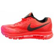 T�nis Nike Air Max+ 2014 Vermelho e Preto
