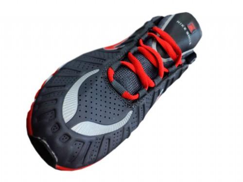 Nike Shox TLX 2013 - Preto e Vermelho  - ACKIMPORTS