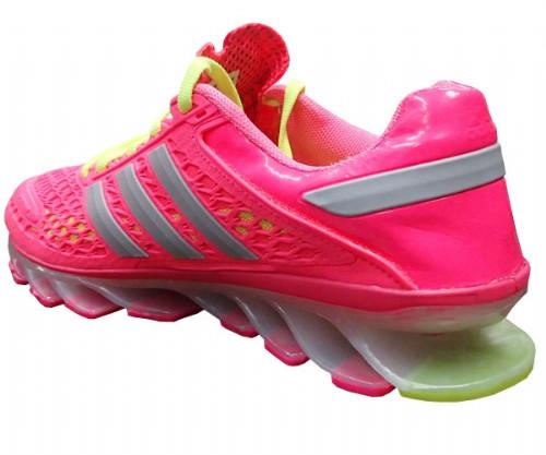 adidas springblade feminino todo rosa