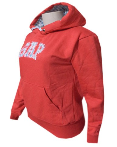 Blusa GAP Feminina Vermelha - Ref 1824  - ACKIMPORTS