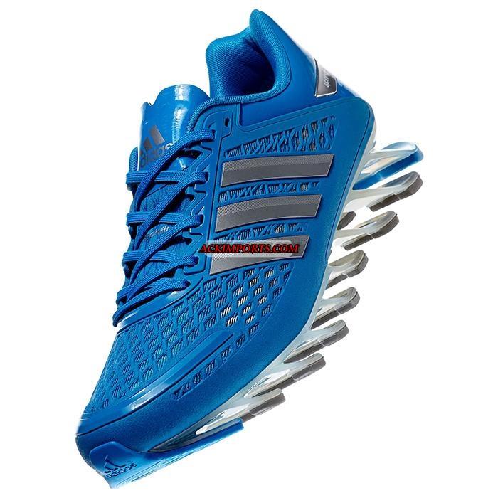 Adidas Springblade Razor - Azul e Cinza  - ACKIMPORTS