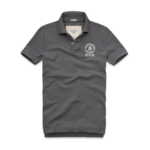 Camisa Polo Abercrombie AF2114  - ACKIMPORTS