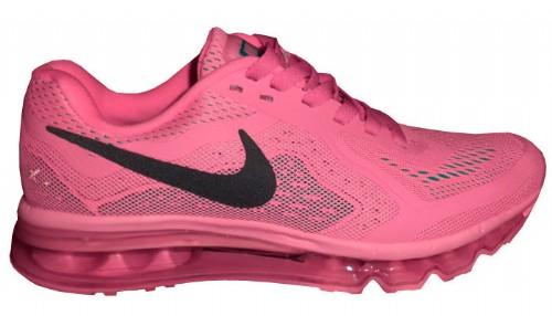Tênis Nike Air Max+ 2014 Rosa Médio  - ACKIMPORTS