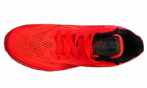Tênis Nike Air Max+ 2014 Vermelho e Preto  - ACKIMPORTS